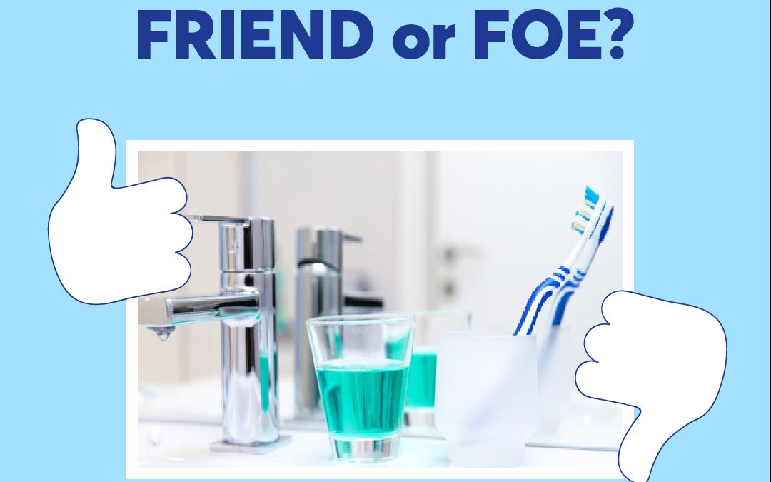 Fluoride – Friend or Foe?